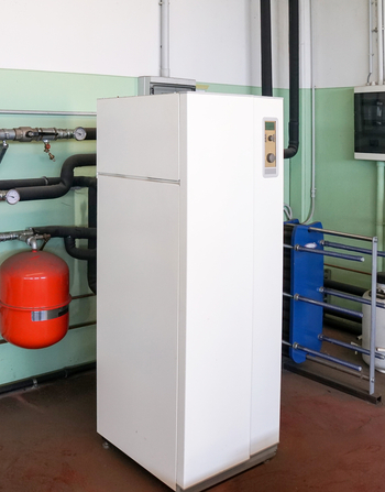Pompe à chaleur eau-eau unité intérieure